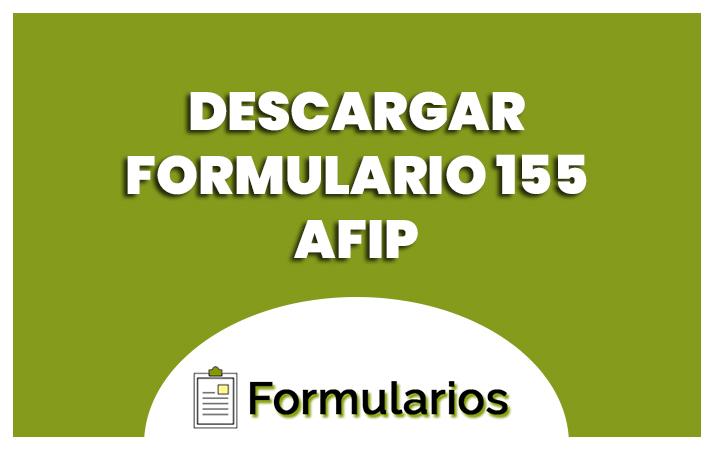 descargar formulario 155
