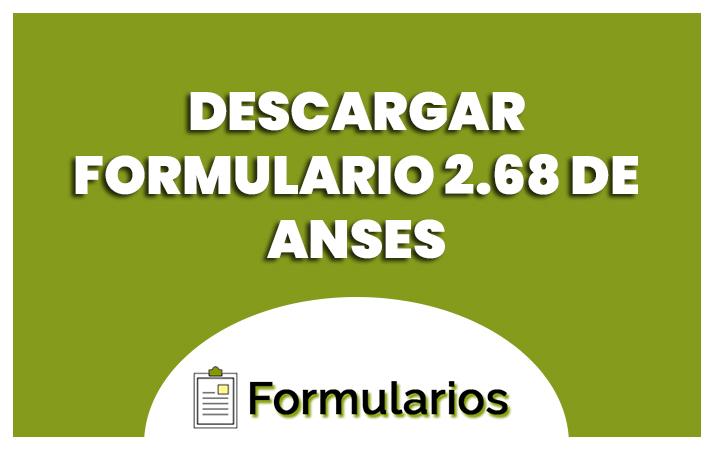 descargar formulario 2 68