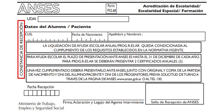 formulario 2.68 paso a paso