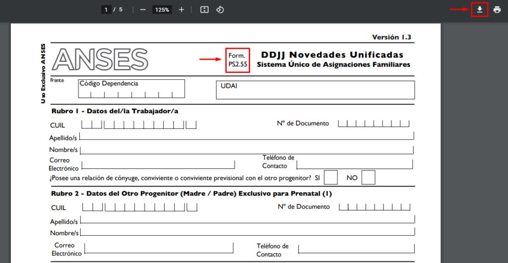 formulario descargar 2.55