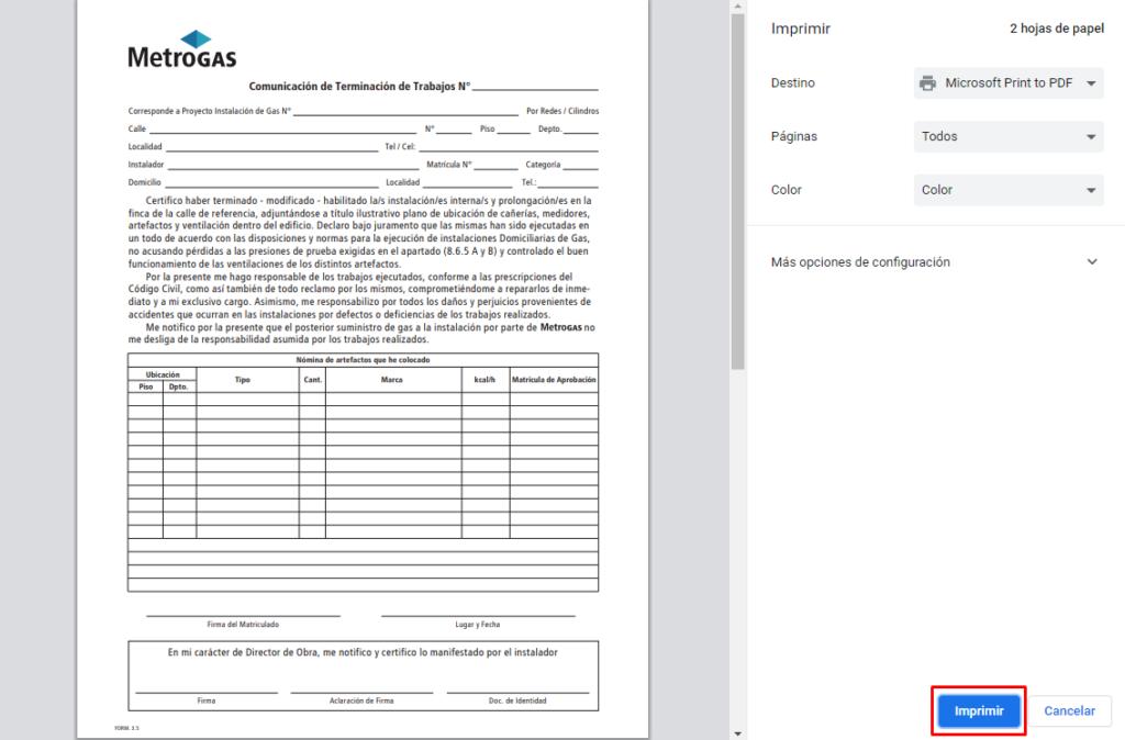 formulario 3.5 como descargar