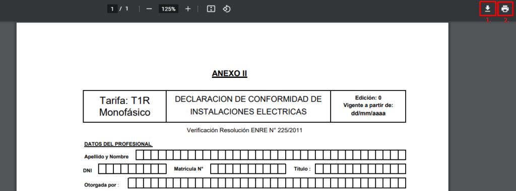 formulario dci descargar